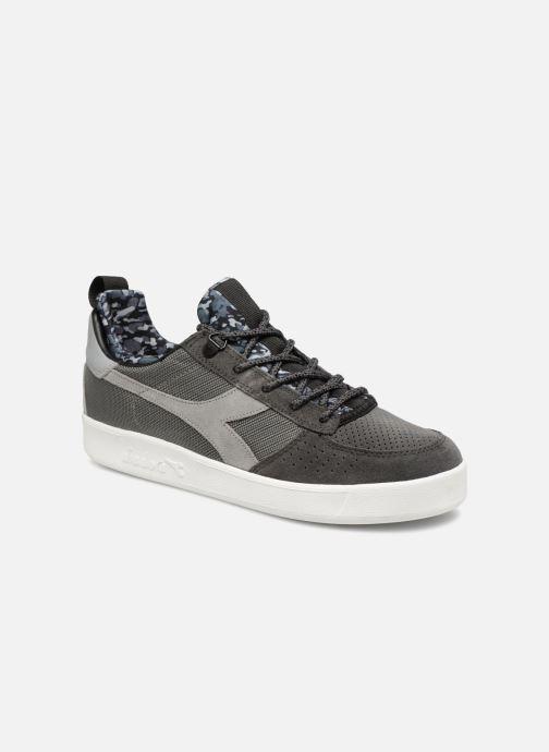 Sneaker Diadora B.Elite camo socks grau detaillierte ansicht/modell