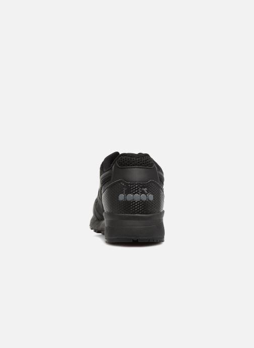 Baskets Diadora N9000 MODERNA BF Noir vue droite