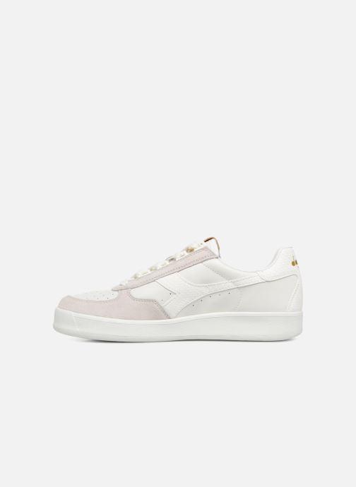 Sneaker Diadora B.Elite xmas weiß ansicht von vorne