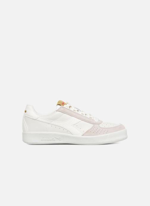 Sneaker Diadora B.Elite xmas weiß ansicht von hinten