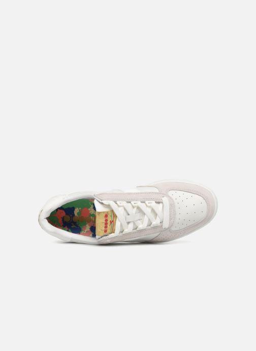 Sneaker Diadora B.Elite xmas weiß ansicht von links