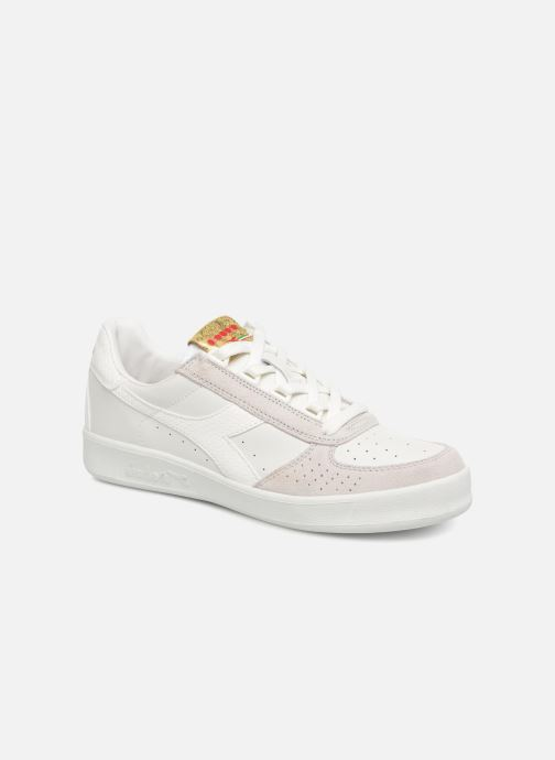 Trainers Diadora B.Elite xmas White detailed view/ Pair view