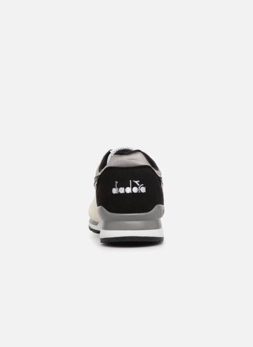 Sneaker Diadora Intrepid nyl weiß ansicht von rechts