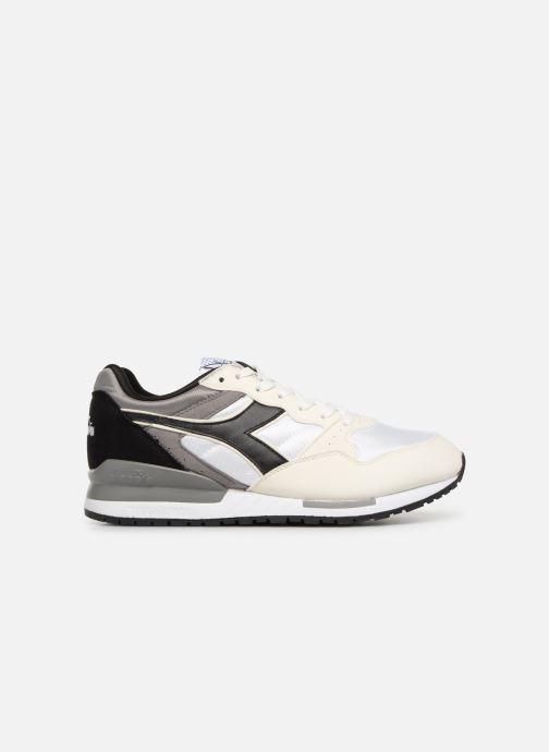 Sneaker Diadora Intrepid nyl weiß ansicht von hinten
