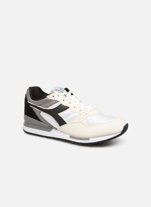 Trainers Diadora Intrepid nyl White detailed view/ Pair view
