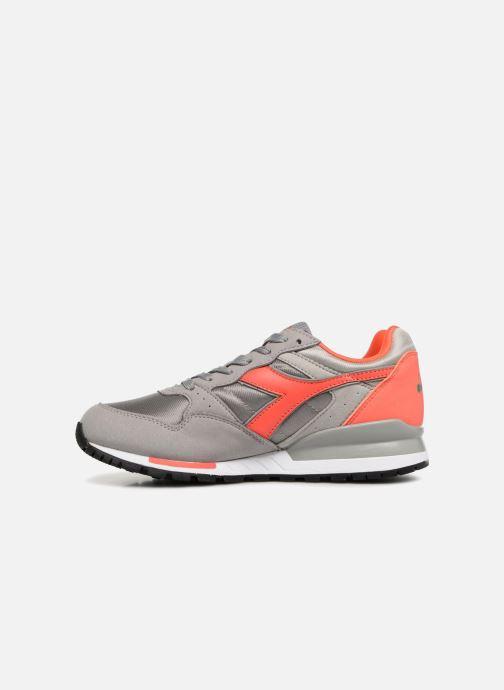 Sneaker Diadora Intrepid nyl W grau ansicht von vorne
