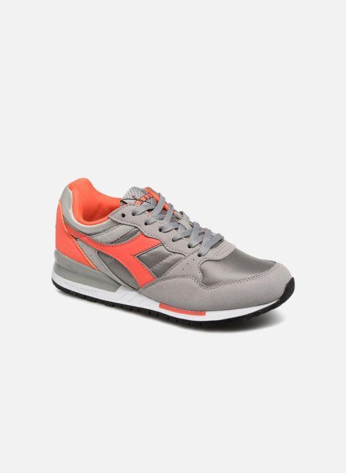 Sneaker Diadora Intrepid nyl W grau detaillierte ansicht/modell