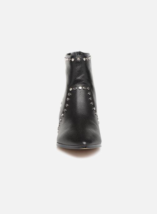 Bottines et boots Aldo Alerama Noir vue portées chaussures