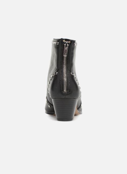 Bottines et boots Aldo Alerama Noir vue droite