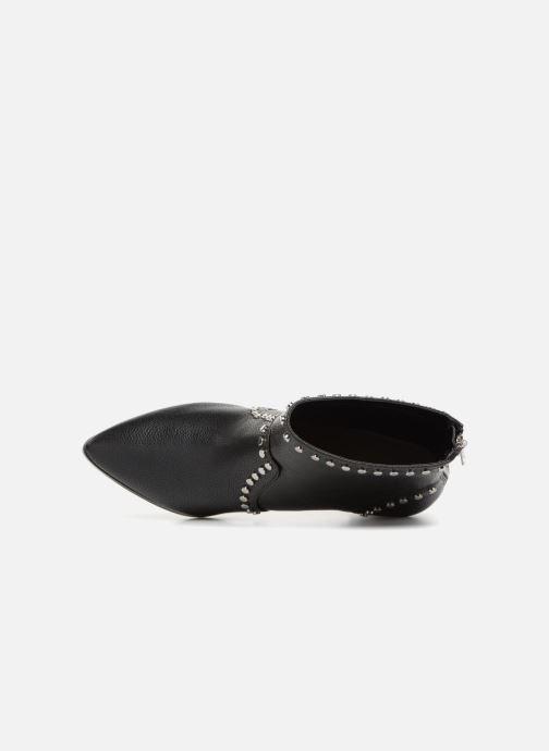 Bottines et boots Aldo Alerama Noir vue gauche