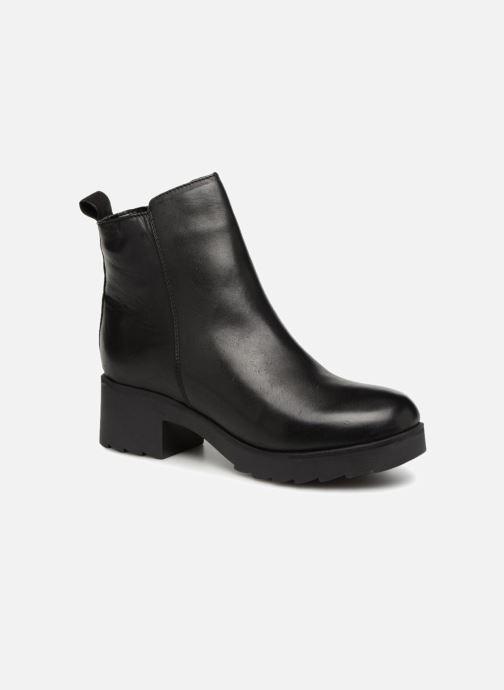 Boots en enkellaarsjes Aldo Briressa Zwart detail