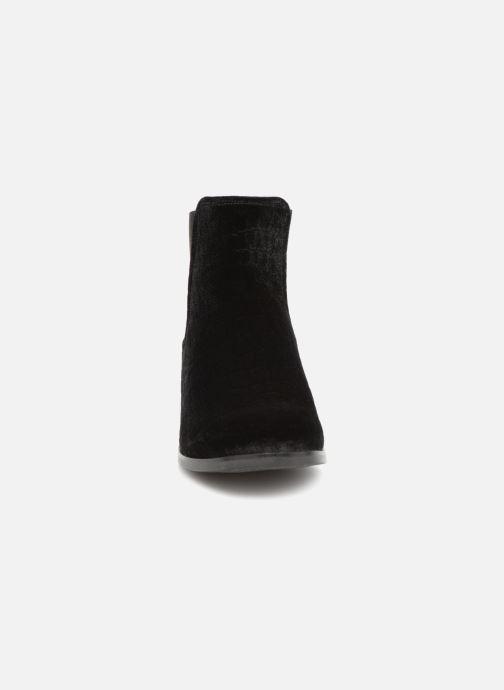 Bottines et boots Aldo Meaven Noir vue portées chaussures