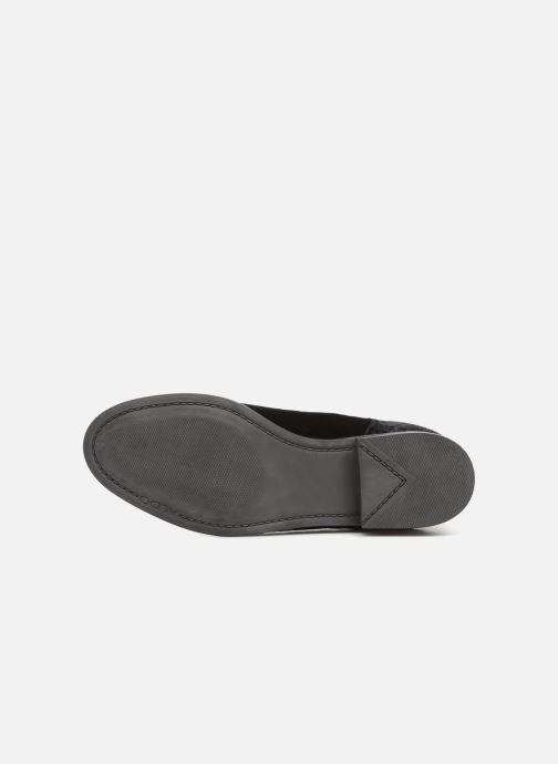 Bottines et boots Aldo Meaven Noir vue haut