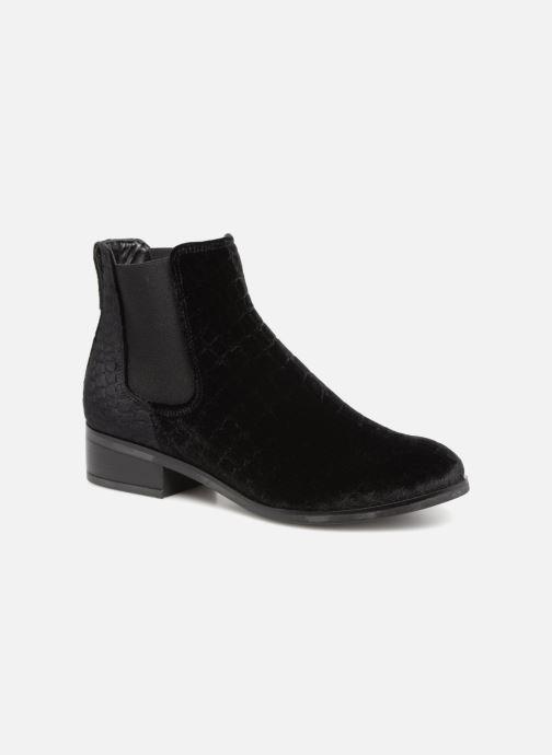 Boots en enkellaarsjes Aldo Meaven Zwart detail