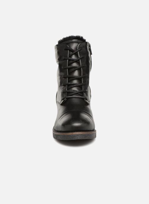 Bottines et boots Aldo Nalepa Noir vue portées chaussures