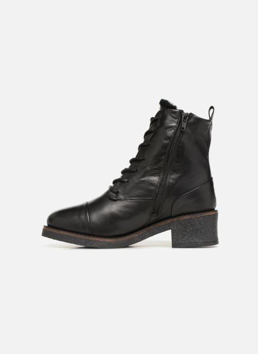 Bottines et boots Aldo Nalepa Noir vue face