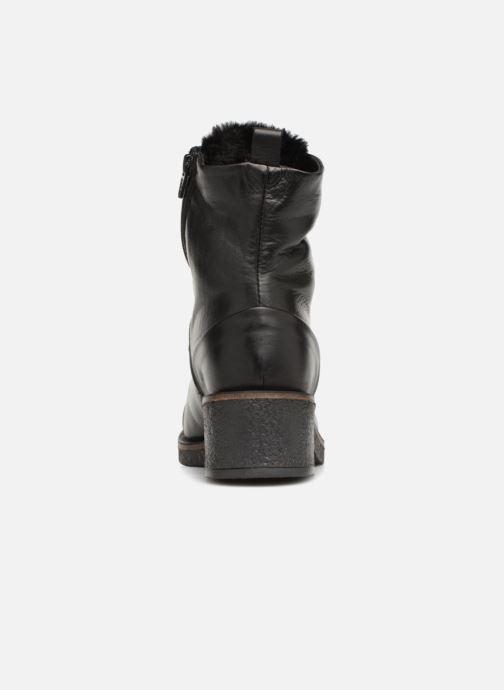 Bottines et boots Aldo Nalepa Noir vue droite