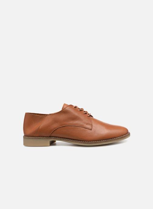 Chaussures à lacets Aldo Tepolini Marron vue derrière