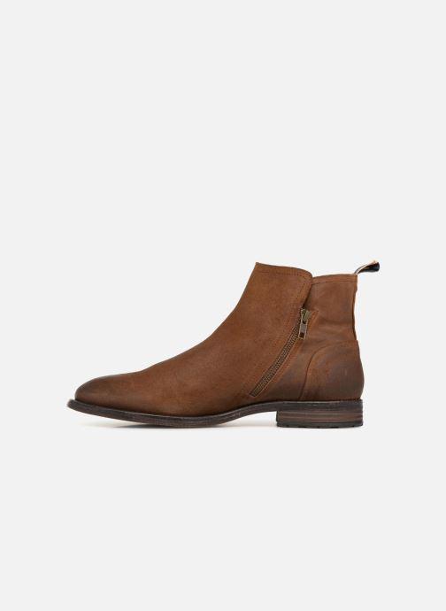 Bottines et boots Aldo Gerone Marron vue face