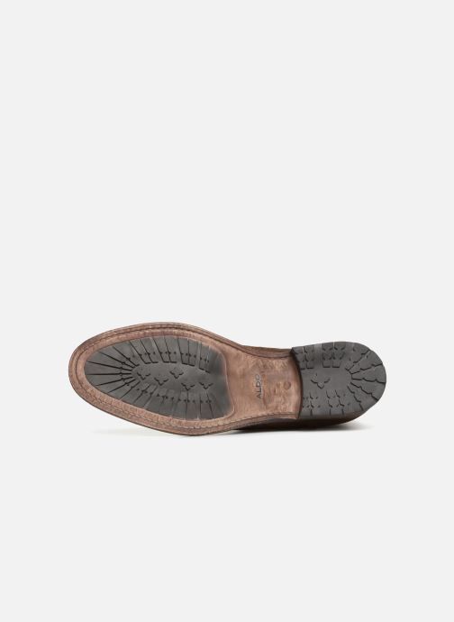 Bottines et boots Aldo Gerone Marron vue haut