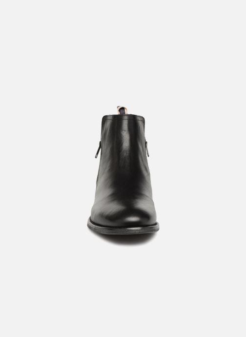 Boots en enkellaarsjes Aldo Gerone Zwart model