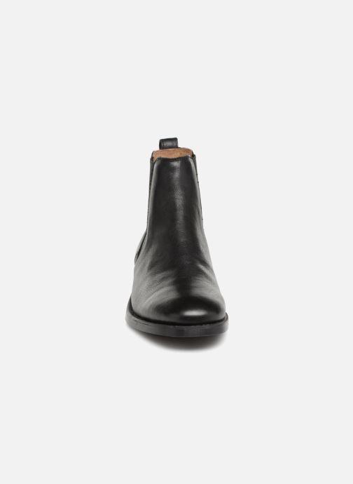 Bottines et boots Aldo Gilmont Noir vue portées chaussures