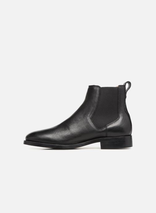 Bottines et boots Aldo Gilmont Noir vue face