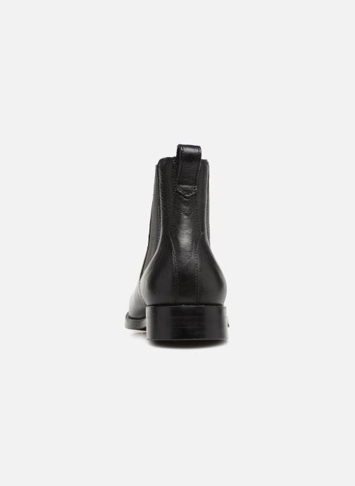 Bottines et boots Aldo Gilmont Noir vue droite