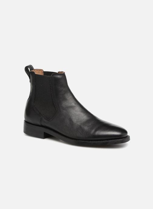 Ankelstøvler Aldo Gilmont Sort detaljeret billede af skoene