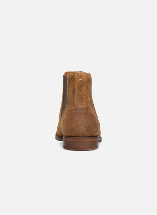 Bottines et boots Aldo Acaudia Marron vue droite