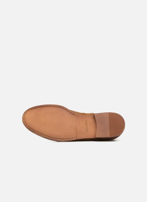 Bottines et boots Aldo Acaudia Marron vue haut