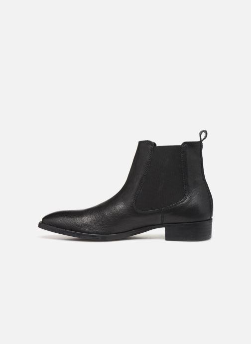 Bottines et boots Aldo Oneillan Noir vue face