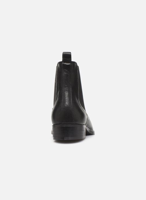 Bottines et boots Aldo Oneillan Noir vue droite