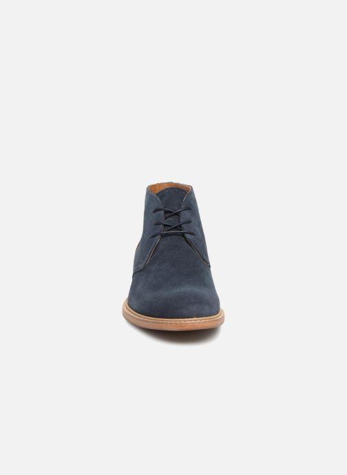 Stiefeletten & Boots Aldo Dwalesen blau schuhe getragen