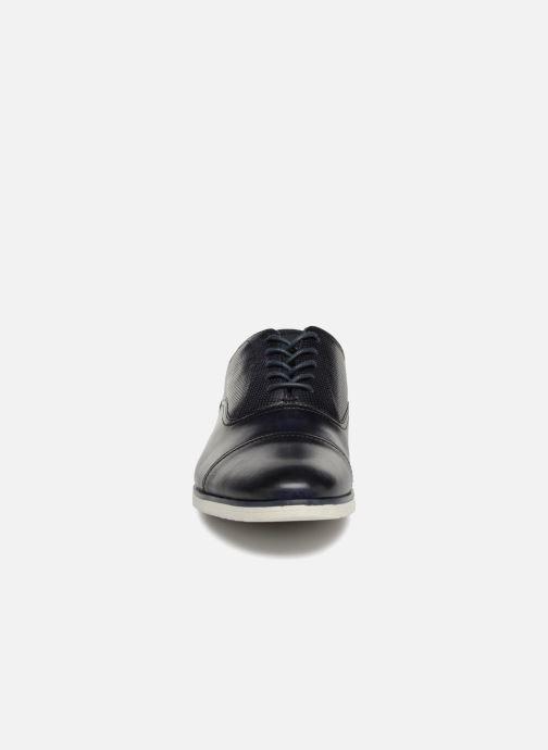 Chaussures à lacets Aldo Cyforien Bleu vue portées chaussures