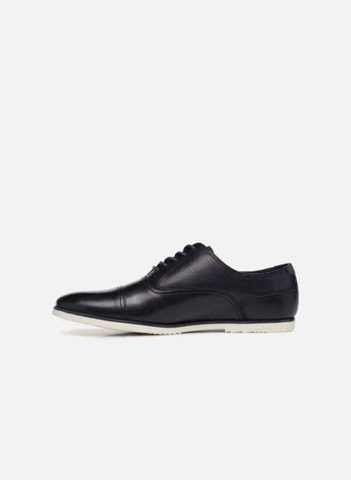 Chaussures à lacets Aldo Cyforien Bleu vue face