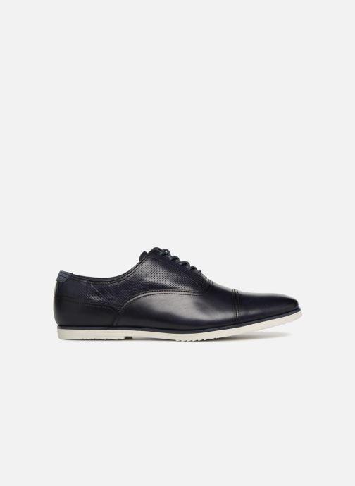Chaussures à lacets Aldo Cyforien Bleu vue derrière