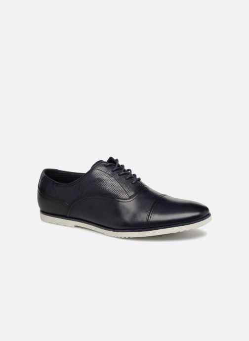 Chaussures à lacets Aldo Cyforien Bleu vue détail/paire