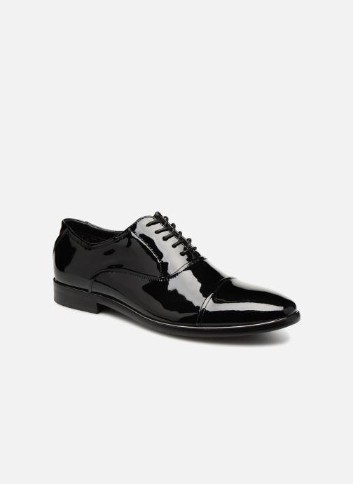Chaussures à lacets Aldo Gaville Noir vue détail/paire