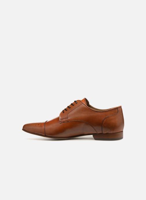 Chaussures à lacets Aldo Reciso Marron vue face