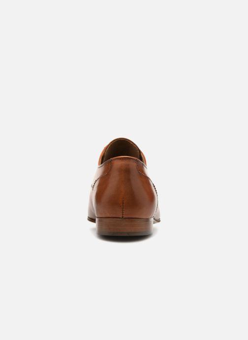 Chaussures à lacets Aldo Reciso Marron vue droite
