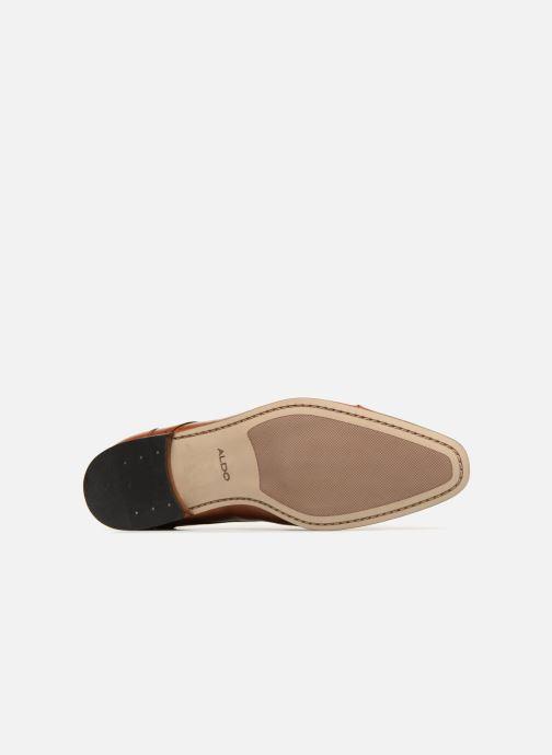 Chaussures à lacets Aldo Reciso Marron vue haut