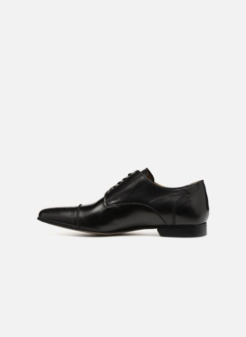Chaussures à lacets Aldo Reciso Noir vue face