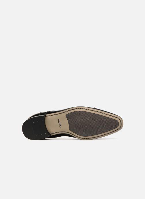 Chaussures à lacets Aldo Reciso Noir vue haut