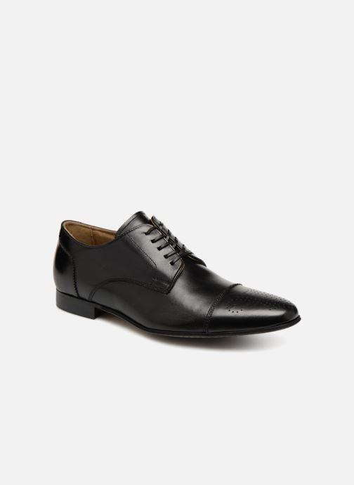 Chaussures à lacets Aldo Reciso Noir vue détail/paire