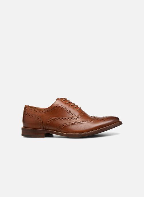 Chaussures à lacets Aldo Bartolello Marron vue derrière