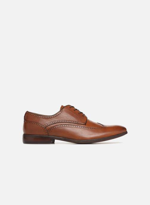 Chaussures à lacets Aldo Bonville Marron vue derrière