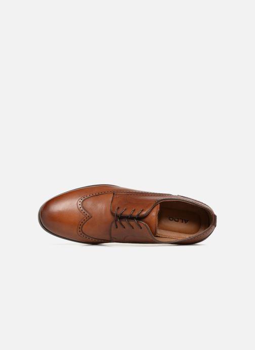 Chaussures à lacets Aldo Bonville Marron vue gauche