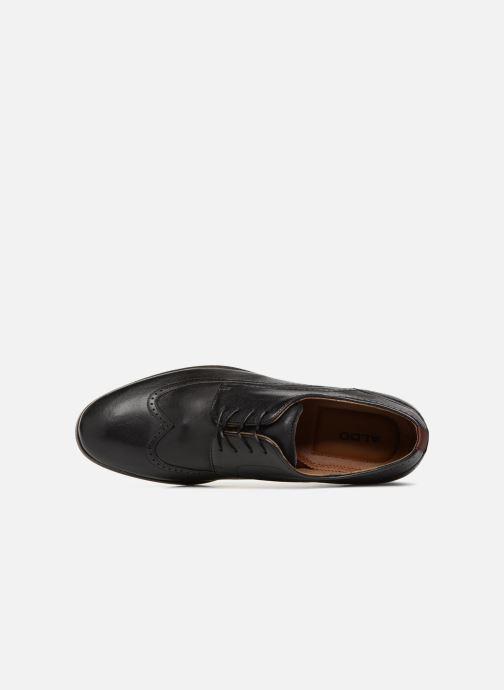 Chaussures à lacets Aldo Bonville Noir vue gauche