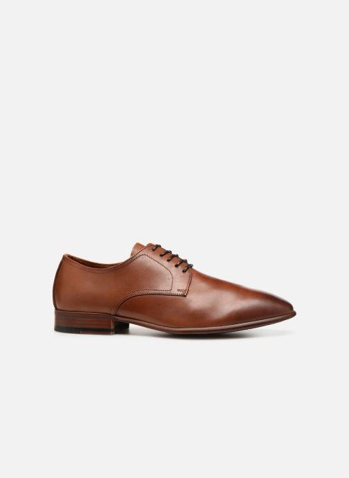 Chaussures à lacets Aldo Altenburg Marron vue derrière